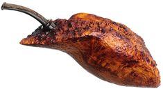 Neerup P. Jeppesen Handmade High Grade Sandblasted Freehand | Buy Neerup Tobacco Pipes at Smokingpipes Tobacco Smoking, Tobacco Pipes, Smoking Accessories, Handmade, Tray, Hand Made, Smoking, Handarbeit
