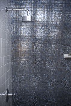 Home Design. Brilliant Concept And Contemporary Tile With Glass Oceanside. Concept Brilliant Oceanside Glass Tile For Wall Bathroom Ideas With Blue Shining Oceanside Glass Mosaic Wall Bathroom With Single Lever Handle Modern Head Shower