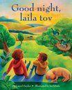 Good night, laila tov  By Laurel Snyder; illustrated by Jui Ishida