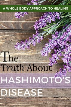 Learn why your thyroid isn't the only culprit in your Hashimoto's Disease!