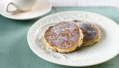 Four easy steps to making the perfect Welsh cakes