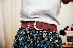 can i just have that belt