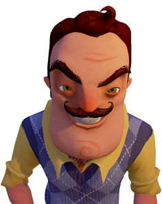 Hello Neighbor is a Stealth Horror game about outmsarting a self-learning AI while you break into his house