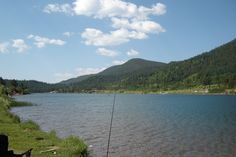 Monument Lake, CO