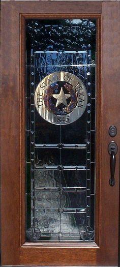 Awesome Texas Door! #home #decor