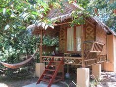 Our Bamboo Thai House :)