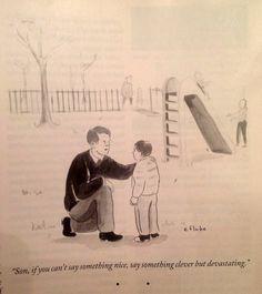 Fatherly Advice - Imgur