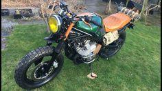 Moto Bike, Cafe Racer, Scrambler, Yamaha, Mario, Ideas, Projects, Motorbikes, Thoughts