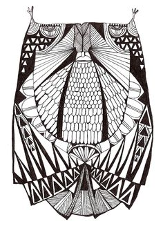 Lille Santanen — Textile print designing and screen printing based in Helsinki//Finland. http://www.lille-lle.blogspot.fi/