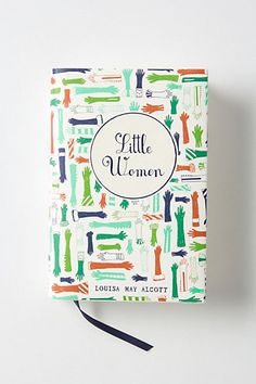 Holiday #coloroftheyear-inspired gift idea for mom: Mr. Boddington's Penguin Classics, Little Women available at @Anthropologie, $17.99