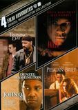 Denzel Washington Collection: 4 Film Favorites [4 Discs] [DVD]