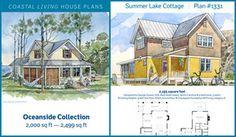 Coastal house plans 2000-2400 sq ft