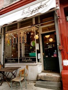 I just adore this place. It is my all time favourite  bakery in my all time favourite city.  babycakes, nyc
