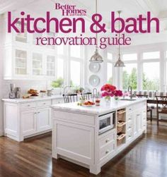 Hundreds of photos and ideas to help you transform your kitchen or bath into the room of your dreams. Includes real-life makeovers, floor plan ideas, decorating advice, smart storage strategies and shopping tips.
