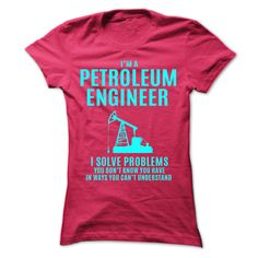 Petroleum Engineer - Solves Problems