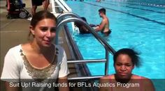 A fund raiser to provide swim wear and goggles so residents of Barrier Free Living's Transitional Housing program can participate in the summer aquatics workshop. BFL has been empowering people with disabilities to lead dignified lives free of abuse for over 30 years.