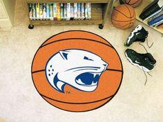 "University of South Alabama Basketball Mat 27"""" diameter"