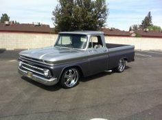 1965 Chevy Truck Custom Maintenance of old vehicles: the material for new cogs/casters/gears/pads could be cast polyamide which I (Cast polyamide) can produce