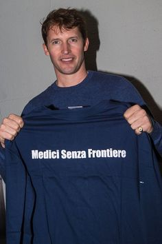 James Blunt | Charity Stars | Medici Senza Frontiere | Italy (2014)