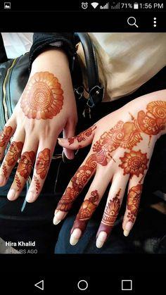 Beautiful Mehndi, Mehndi Designs, Hand Henna, Hand Tattoos, Mehandi Designs
