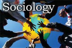 Sociology...my first love