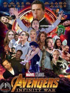Avengers: Infinity Memes