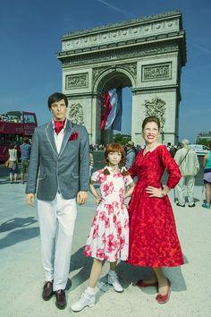 """Paris - 2 LArc de Triomphe 1000px. Suzanne Heintz """"Life Once Removed"""""""