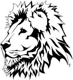 Lion Head Pictures - ClipArt Best