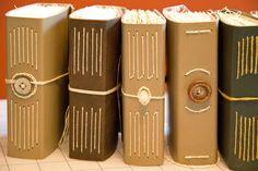 Italian longstitch journals