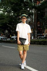 ストリートスナップ   メンズ   ページ8      Fashionsnap.com