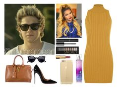 """""""Italy with Niall"""" by nialleratheart on Polyvore featuring WearAll, Yves Saint Laurent, Chanel, Forever 21 and Christian Louboutin"""