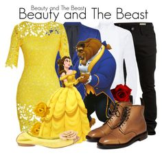 """""""Beauty and The Beast // Bethany"""" by bethanybrooks ❤ liked on Polyvore featuring SELECTED, Polo Ralph Lauren, Tom Ford, Marc by Marc Jacobs, Disney and Chanel"""