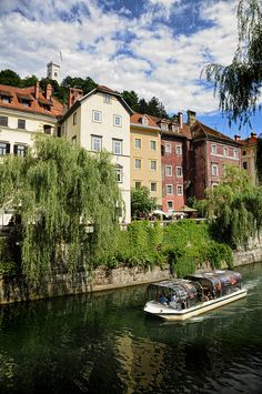 Looking for inspiration for May 2013: Ljubljana, Slovenia