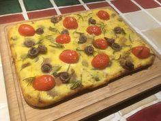 polenta pizza Polenta Pizza, Secret Recipe, Pepperoni, Vegetable Pizza, Vegetables, Recipes, Food, Recipies, Essen