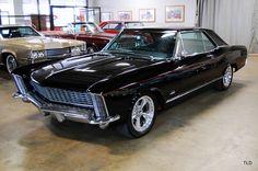 '65 Buick Riviera We are fans of the guys at The Gas Monkey Garage and other Discovery TV shows. As well as the old and Custom Muscle Cars, Ford, Chevy, Cadillac, Oldsmobile...
