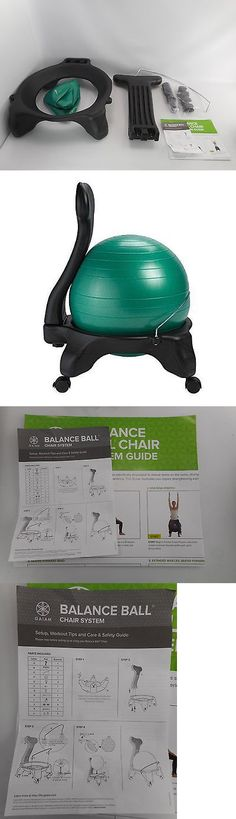 ball chair with seat exercise balls 31390 black gaiam balance ball fitness desk chair