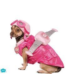 Disfraz de Skye Patrulla Canina para perro