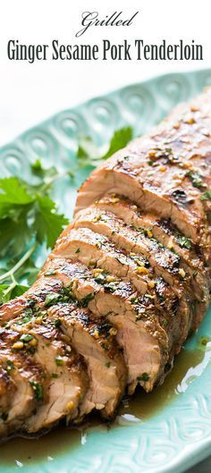 Pork tenderloins, Pork and Honey on Pinterest