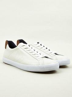 Veja Men's Esplar Leather Sneakers | oki-ni
