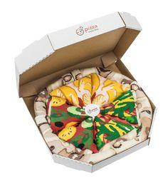**PIZZA SOCKS BOX