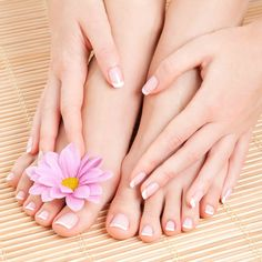 How to do Manicure & Pedicure Step by Step at Home