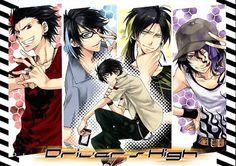 Doujinshi - Kamen Rider Den-O by Dragon Rider