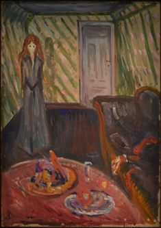 The Even Darker Side of Edvard Munch Revisited | Frank T. Zumbachs Mysterious World