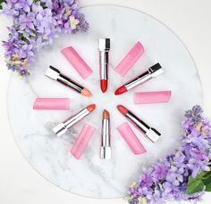 Rosy Disposition: Rimmel Moisture Renew Sheer & Shine Lipsticks