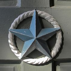 Nautical star for wall in cast iron $20 - Etsy