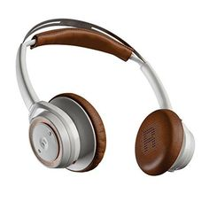 f18a19b5634 Plantronics Backbeat Sense Wireless Bluetooth Headphones with Mic - White