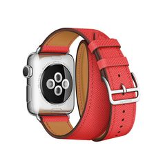 6c9da31c48f4 Apple Watch Hermès Series 3 Double Tour 38 mm