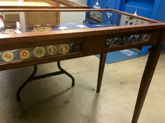 Best Gift For Military Images On Pinterest Coffee Table With - Shadow box sofa table