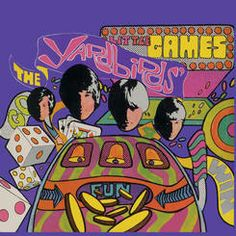 """The Yardbirds Little Games   DETAILS Format: 12"""" Vinyl Label: Rhino  Release type: RSD Exclusive Release More Info: Originally recorded in 1967. British import. Reissued on psychedelic spattered vinyl, cut from the 1992 stereo remix."""