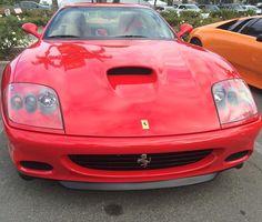 #ferrari #italian #supercar #supercarsunday #carsandcoffee #california #cars